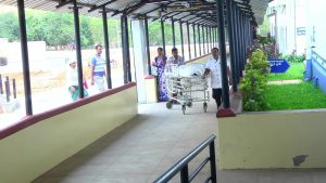 covered walkways in chittoor help you travel comfortably from one area to another at Chittoor