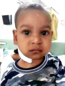 baby shaheed was treated for cancer at CMC Vellore