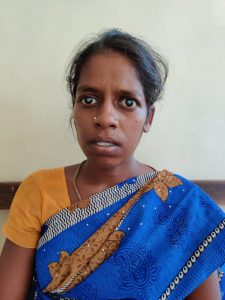 Madhu lives in the Jawadhi hills and needed 2 cataract operations