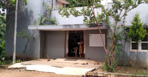 Jawadhi hills CMC Vellore outreach clinic