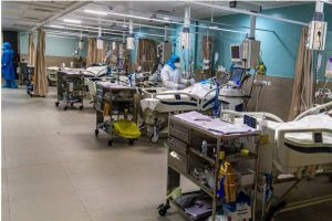 ICU beds at Kannigapuram opened the previous week and now full