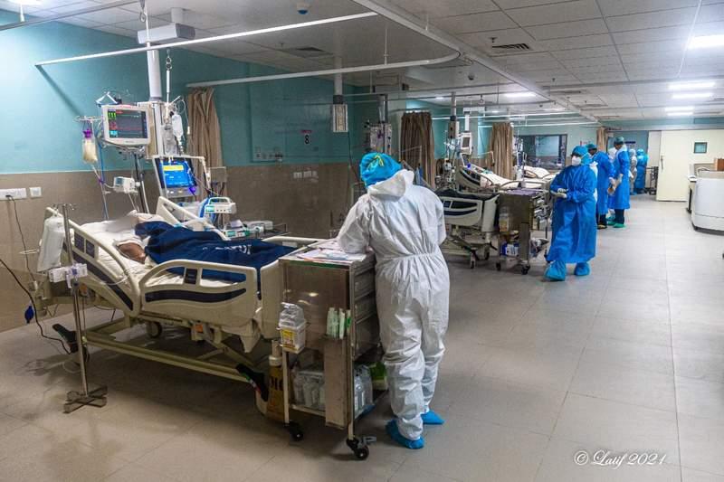 New ICU beds at Kannigapuram